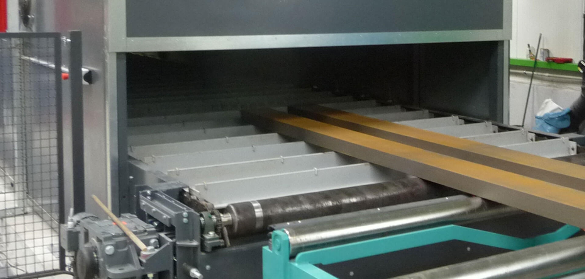 Chain conveyors - inTEC
